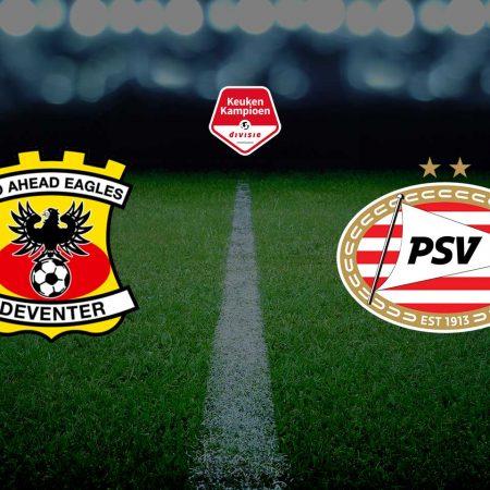 Prognoza: G.A. Eagles – Jong PSV (petak, 18:45)