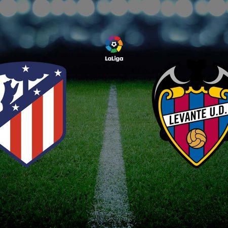Prognoza: Atletico Madrid – Levante (subota, 16:15)