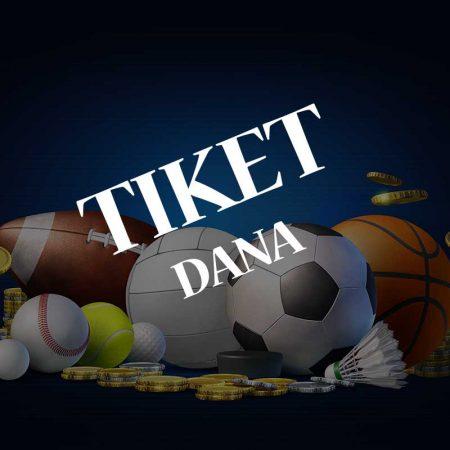 Tiket dana – petak 30.04.2021