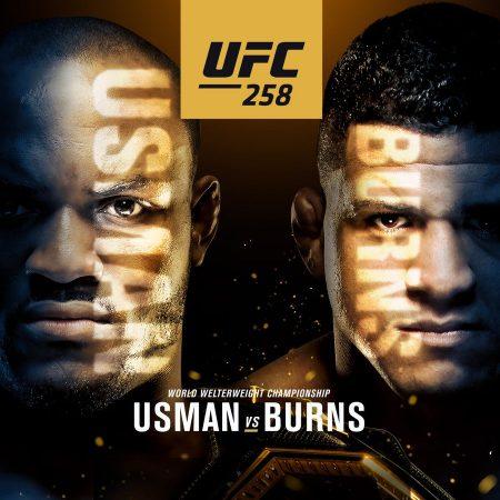 Najava: UFC 258 Usman vs Burns