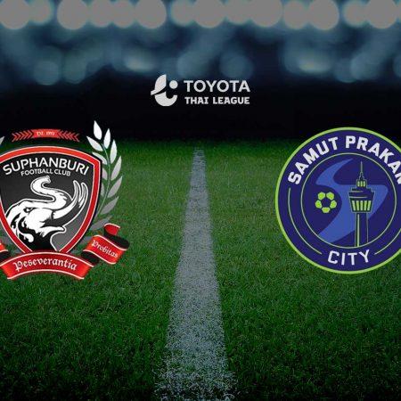 Prognoza: Suphanburi vs Samut Prakan City (srijeda, 12:00)