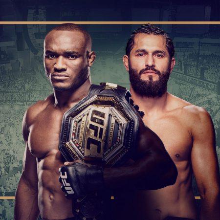 Najava: UFC 261 Usman vs Masvidal 2