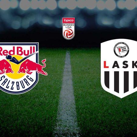 Prognoza: RB Salzburg vs LASK (nedjelja, 14:30)