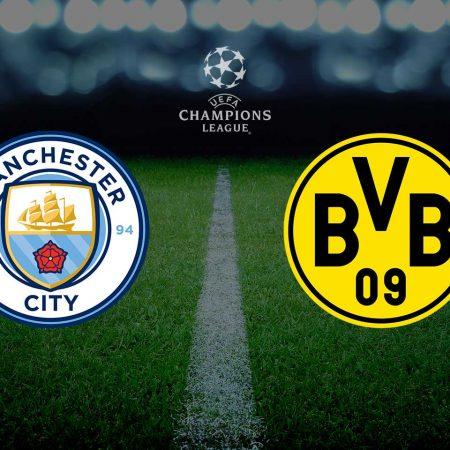 Prognoza: Manchester City vs Borussia Dortmund (utorak, 21:00)