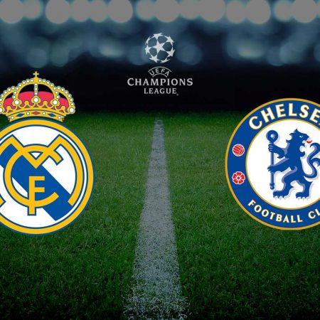 Tip dana: Real Madrid vs Chelsea (utorak, 21:00)