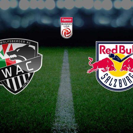 Prognoza: Wolfsberger Ac vs RB Salzburg (nedjelja, 14:30)