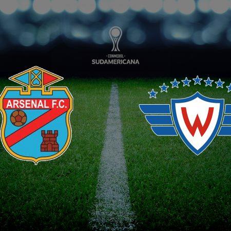 Prognoza: Arsenal Sarandi vs Jorge Wilstermann (petak, 00:15)