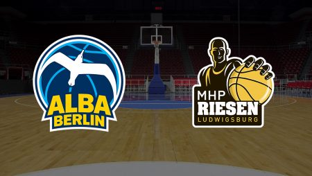 Prognoza: Alba Berlin – Ludwigsburg (utorak, 19:00)