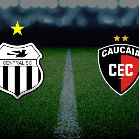 Tip dana: Central SC vs Caucaia (Nedjelja, 20:00)