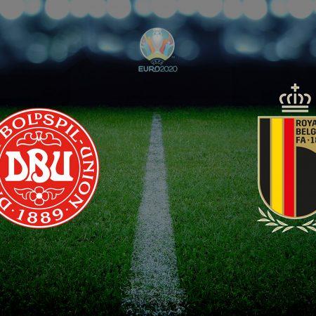 Prognoza: Danska vs Belgija (Četvrtak, 18:00)