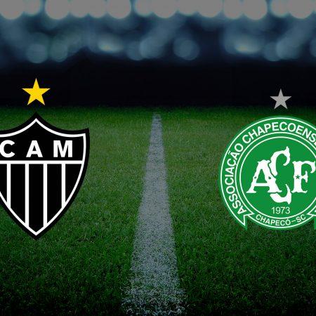 Prognoza: Atlético Mineiro vs Chapecoense (utorak, 01:00)