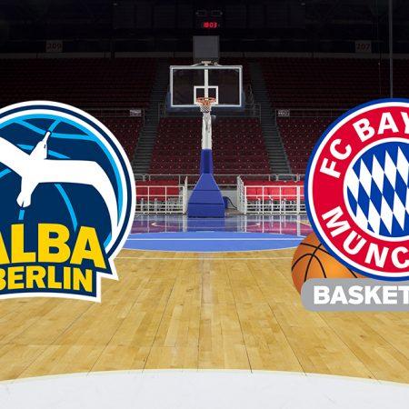 Tip dana: Alba Berlin vs Bayern Munich  (srijeda, 20:30)