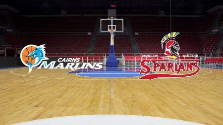 Tip dana: Cairns Marlins vs Southern District Spartans (petak, 12:00)
