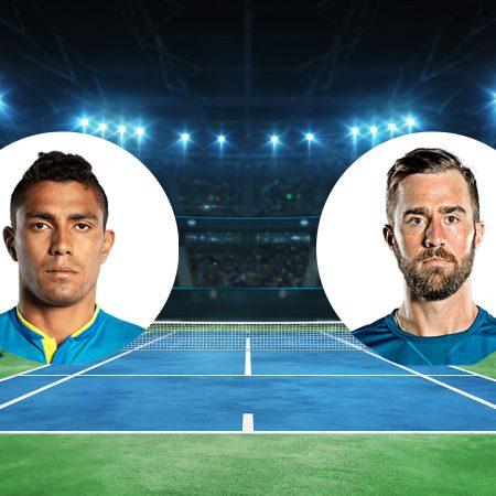 Prognoza: Thiago Monteiro vs Steve Johnson (srijeda, 16:00)