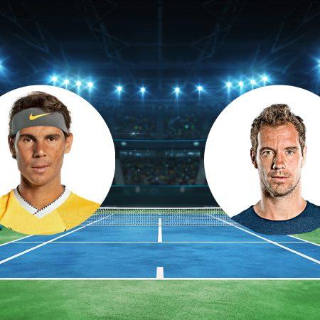 Prognoza: Rafael Nadal vs Richard Gasquet (četvrtak, 21:00)