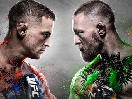 UFC 264 najava