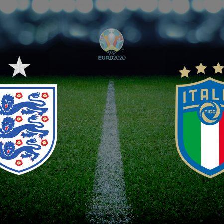 Tip dana: Engleska vs Italija (Nedjelja, 21:00)