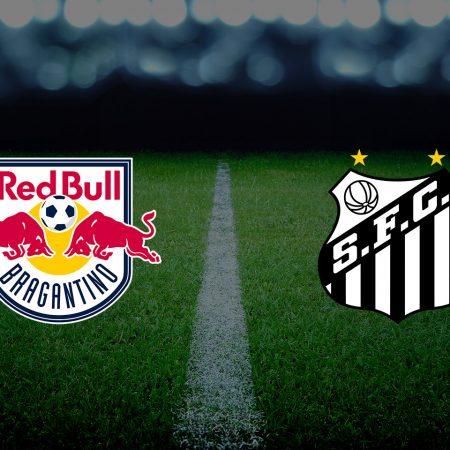 Tip dana: Bragantino vs Santos (ponedjeljak, 01:30)
