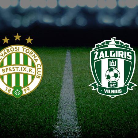 Tip dana: Ferencvaroš vs Žalgiris (utorak, 20:00)