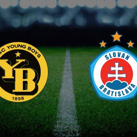 Tip dana: Young Boys vs Slovan Bratislava (srijeda, 20:15)