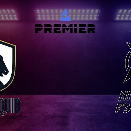 Prognoza: Team Liquid vs Ninja's in Pyjamas (četvrtak, 13:30)