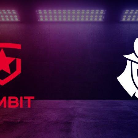 Prognoza: Gambit vs G2 (nedjelja, 16:45)