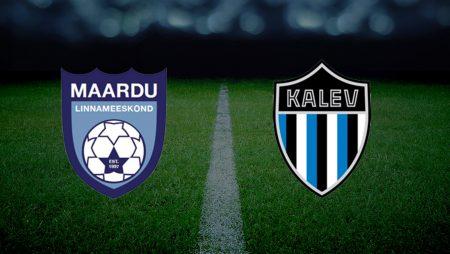 Prognoza: Maardu vs Tallinna Kalev (ponedjeljak, 18:00)