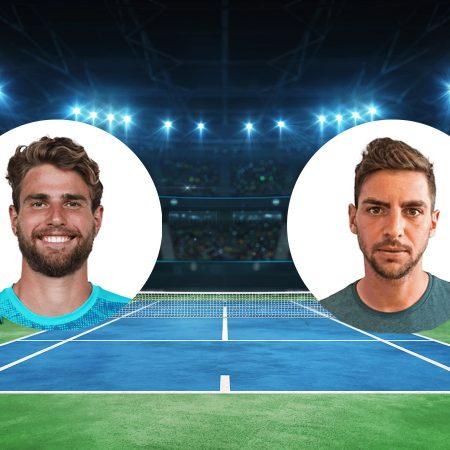 Prognoza: Maxime Cressy vs Guido Andreozzi (Utorak, 20:00)