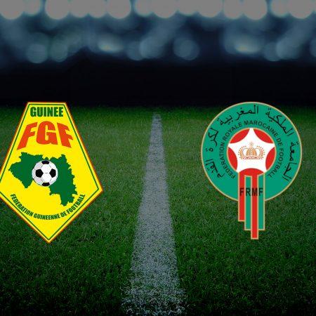 Prognoza: Gvineja vs Maroko (ponedjeljak, 18:00)