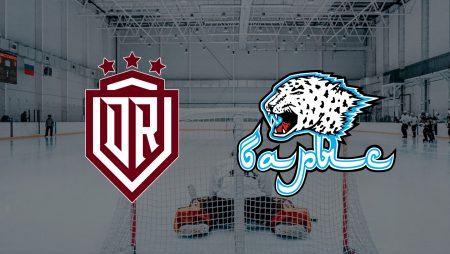 Tip dana: Dinamo Riga vs Barys Nur-Sultan (četvrtak, 18:30h)
