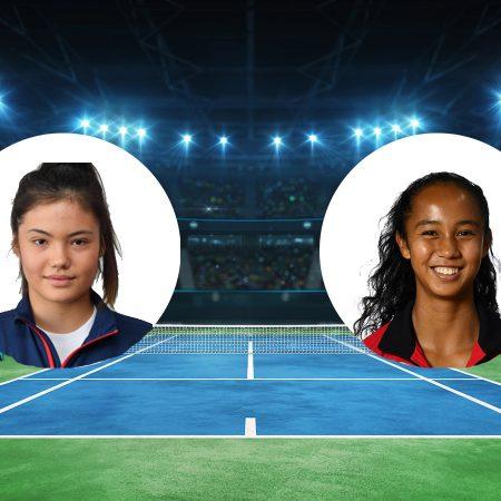 Prognoza: Emma Raducanu vs Annie Leylah Fernandez (Subota, 22:00)