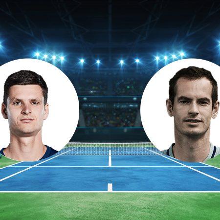 Prognoza: Hurbert Hurkacz vs Andy Murray (Petak, 15:30)