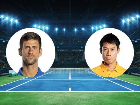 Prognoza: Novak Djoković vs Kei Nishikori (Subota, 19:30)