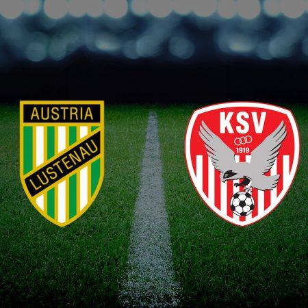 Prognoza: Austrija Lustenau vs Kapfenberg (petak, 18:30)