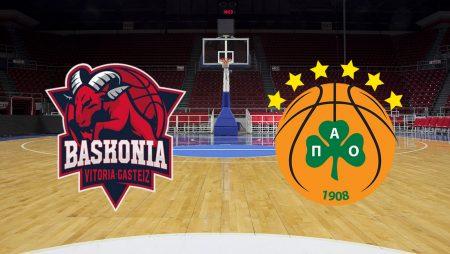 Tip dana: Baskonia vs PAO (utorak, 20:30)
