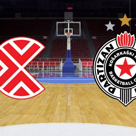 Prognoza: Cibona – Partizan (petak, 19:00)