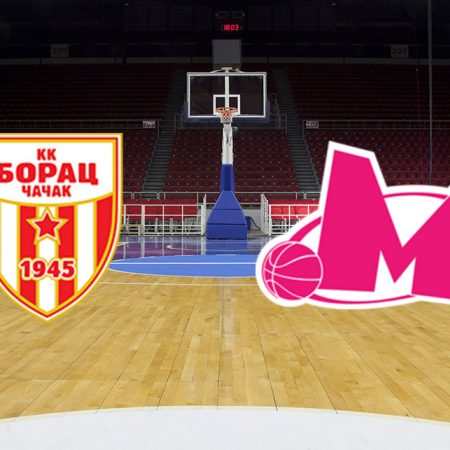 Prognoza: Borac – Mega Basket (nedjelja, 18:00)