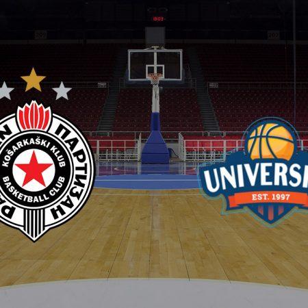 Tip dana: Partizan vs Studentski centar (subota, 19:00)