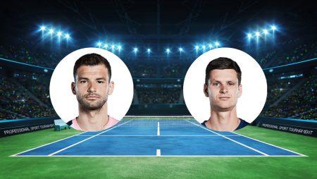 Prognoza: Grigor Dimitrov vs Hubert Hurkacz (Četvrtak, 21:30)