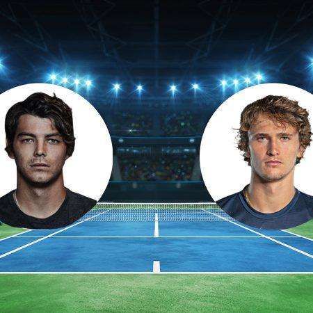 Prognoza: Taylor Harry Fritz vs Alexander Zverev (Petak, 21:30)