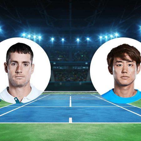 Tip dana: J. Isner vs Y. Nishioka (ponedeljak, 04:30)