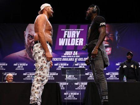 Tyson Fury – Deontay Wilder 3 najava borbe